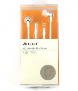 A4Tech Mk-750 Earphone + Mic
