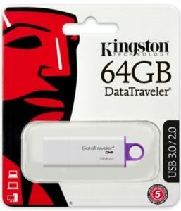 Kingston 64GB Data Traveler G4 USB 3.1/3.0/2.0