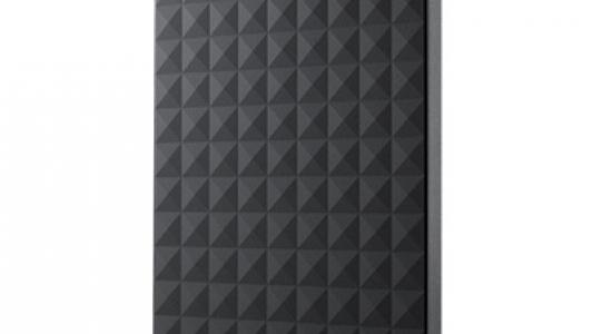 Seagate 1 TB Portable Hard Disk