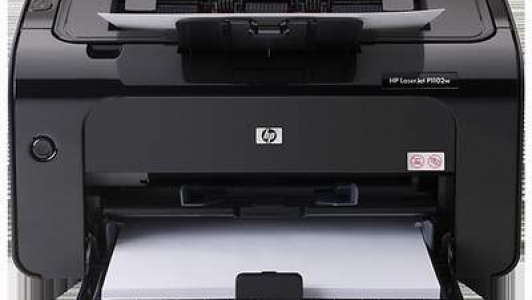 HP Laserjet Pro Printer p1102w