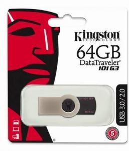 Kingston 64GB Data Traveler 101 G3 USB 3.0
