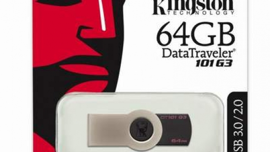 Kingston 64GB Data Traveler 101 G3 USB 3.0