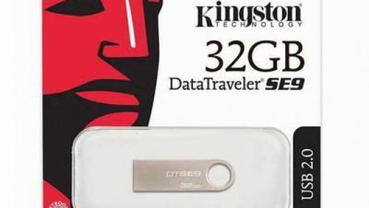 Kingston 32GB Data Traveler SE9 USB 2.0