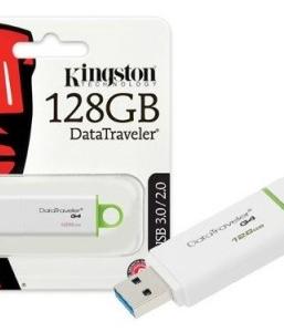 Kingston 128GB Data Traveler G4 USB 3.1/3.0/2.0