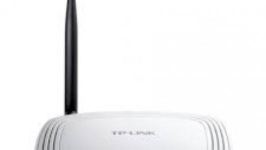 TPLink 150Mbps Wireless N Router TL-WR740N